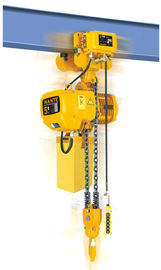 5 Ton Traveling Type Electric Chain Hoist Lifting Equipment With Trolley